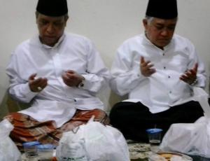 ketua muhammadiyah ikut tahlilan