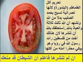 Makan Tomat Haram di Lebanon, Kok Bisa?