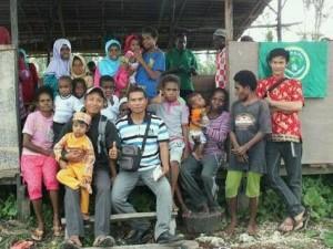 Abdu L Wahab dan Masyarakat Papua