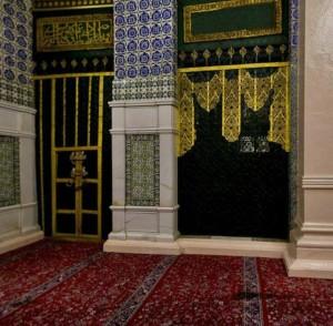 Pintu Makam Nabi 2