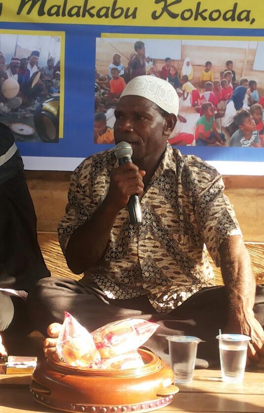 Pembukaan Madrasah Malakabu Kokoda Papua Barat 5